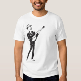 Guitar Man Tee Shirt