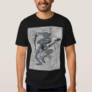 guitar mayan 3 t-shirts