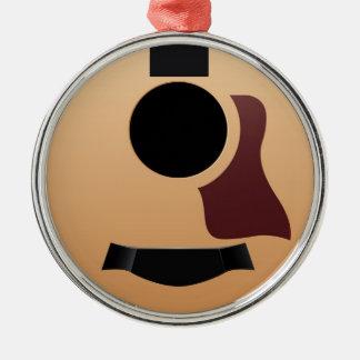 Guitar Metal Ornament