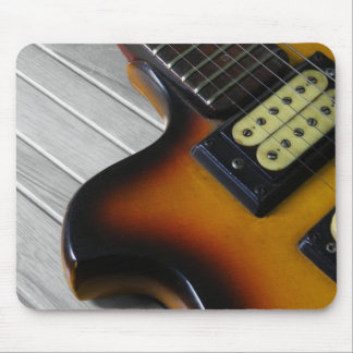Guitar Mouse Pad