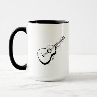 Guitar Mug Play Skillfully - Christian