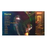Guitar Music Business Card