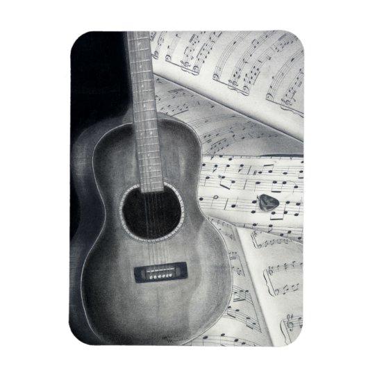 Guitar & Music Flexible Magnet