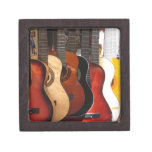 Guitar Music Gift Box Premium Jewelry Box