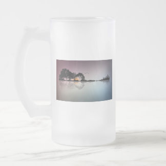 Guitar music notes Personalize Destiny Destiny'S Frosted Glass Beer Mug