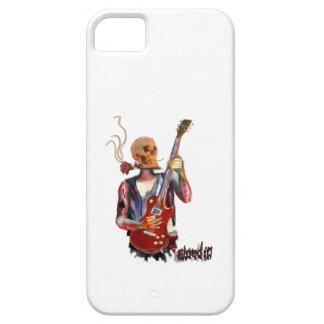 Guitar music skull skeleton fantasy art iPhone 5 covers