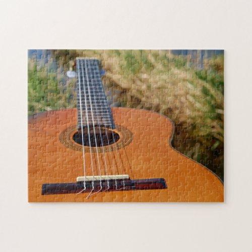 Guitar  Musical Instrument Photo Puzzle