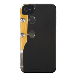 Guitar Neck and Head iPhone 4 Case-Mate Cases