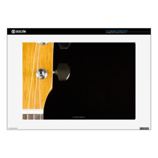Guitar Neck and Head Laptop Skin