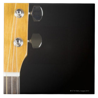 Guitar Neck and Head Tile
