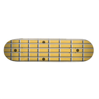 Guitar Neck Skateboard Deck