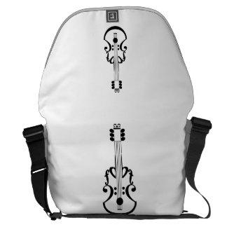 Guitar notation courier bag