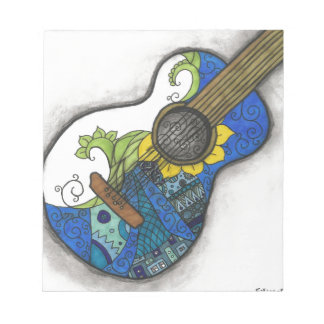 Guitar Notepad