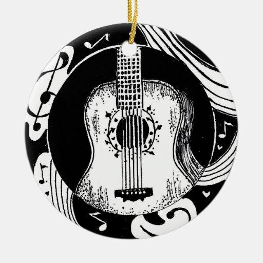 Guitar Ornament