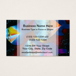 Spraypaint business cards templates zazzle guitar outline spraypainting pyramids instruments business card colourmoves