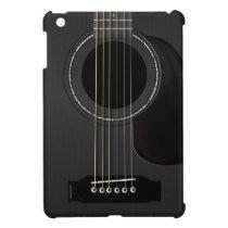 Guitar Pad Black Case For The iPad Mini