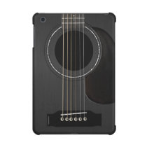 Guitar Pad Black iPad Mini Case