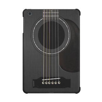 Guitar Pad Black iPad Mini Case