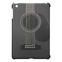 Guitar Pad Black iPad Mini Cover