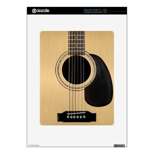 Guitar Pad Skin iPad Decal