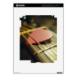 Guitar Pick Decals For iPad 3