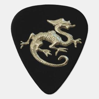 Guitar Pick Dragon