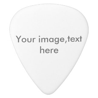 Guitar pick or plectrum, add photo,words