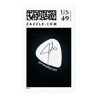 Guitar Pick Stamps