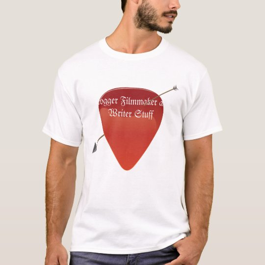 Guitar Pick T-Shirt