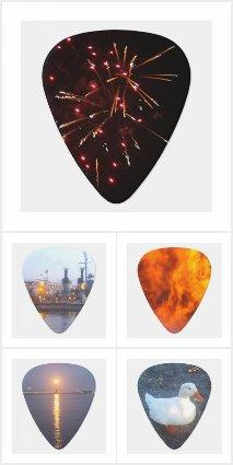 Guitar Picks and Bags