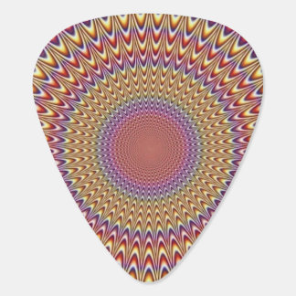 Guitar Picks - Psychedelic