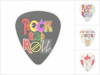 Guitar Picks that ROCK