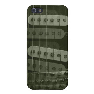 Guitar Pickups  iPhone SE/5/5s Case