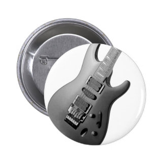 Guitar Pinback Buttons