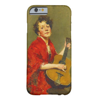 Guitar Player 1886 Barely There iPhone 6 Case