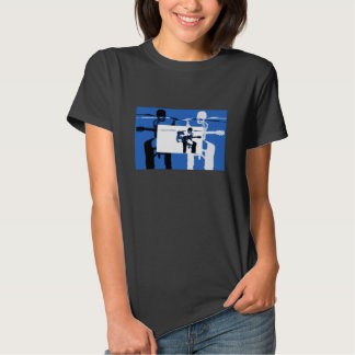 Guitar Player Blues - Dark T-Shirt