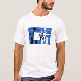 Guitar Player Blues T-Shirt