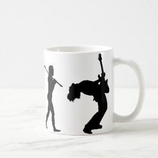 Guitar Player Coffee Mug