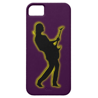 Guitar player guitar more player iPhone SE/5/5s case