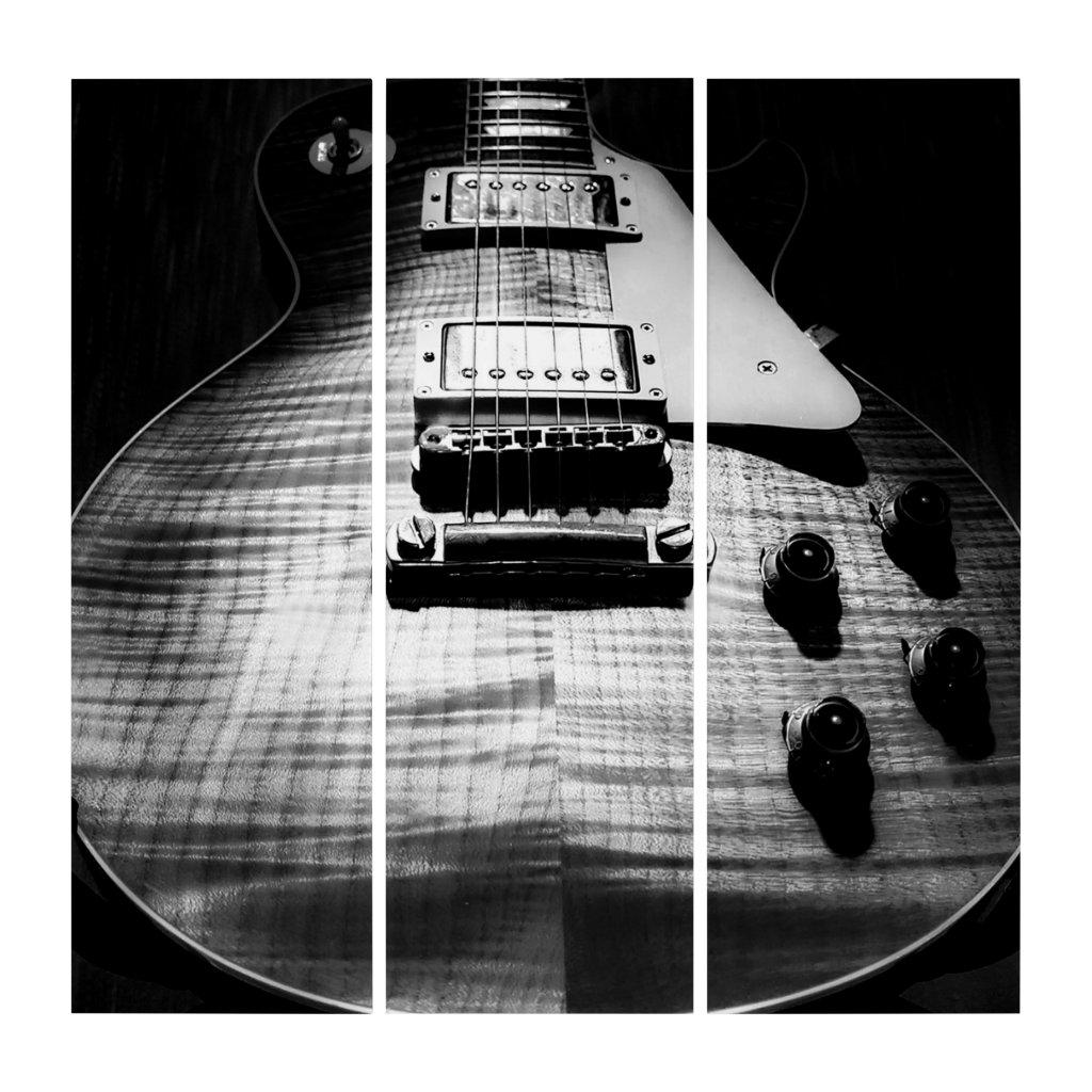 Guitar Player Guitarist Music Wall Art
