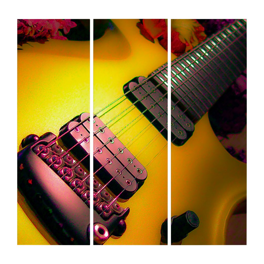 Guitar Player Guitarist Music Wall Art