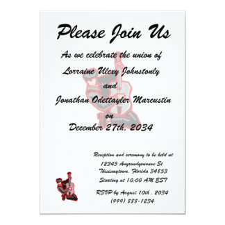 guitar player kneeling abstract red.png personalized announcements