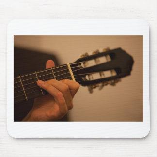 guitar player mousepads