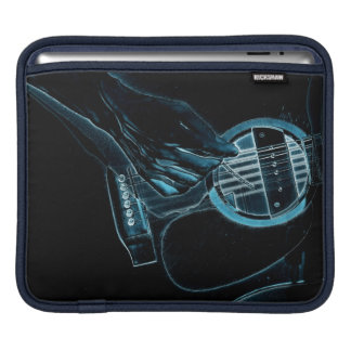 Guitar Player Music Lover's iPad Sleeve
