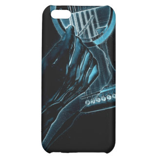 Guitar Player Music Lover's iPhone Case iPhone 5C Case