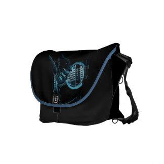 Guitar Player Music Lover's Messenger Bag