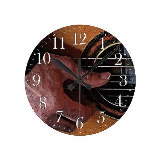 Guitar Player Music-lovers Wall Clock