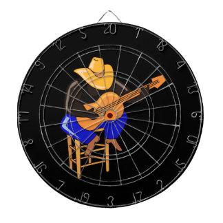 guitar player on stool head down dark skin.png dart board