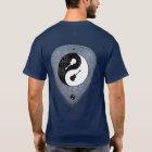 guitar-player pick / yin yang T-Shirt