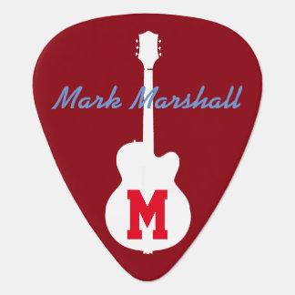 guitar player rock music guitar pick